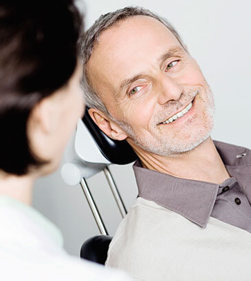 Smile Doctor - Man with Straight Teeth Image
