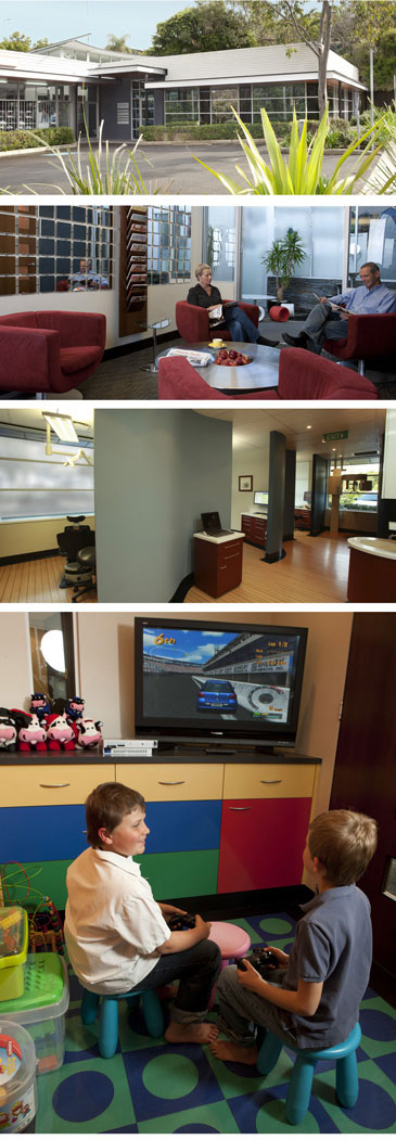 Smile Doctor Office and Amenities